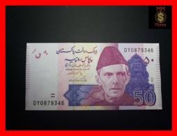 PAKISTAN 50 Rupees  2013  P. 47 G  UNC - Pakistan