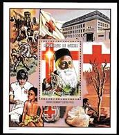 Republique De Guinee, 2001 - Henri Dunant,  Red Cross/ Croix Rouge -|- MNH** - Henry Dunant
