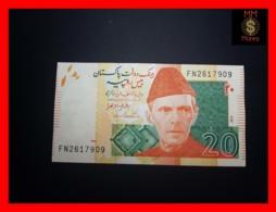 PAKISTAN 20 Rupees  2014  P. 55 H  UNC - Pakistan