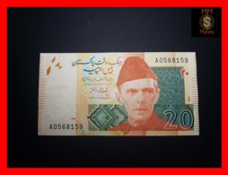 PAKISTAN 20 Rupees  2007  P. 55 A   UNC - Pakistan