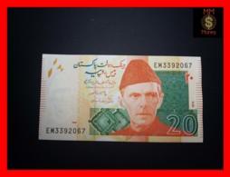 PAKISTAN 20 Rupees  2013  P. 55 G  UNC - Pakistan