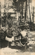 TONKIN HANOI CHIROMANCIEN ANNAMITE - Vietnam