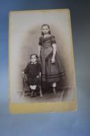 CDV Germany Grimma - Richard Mohrmann / Children 19th Century - Photos