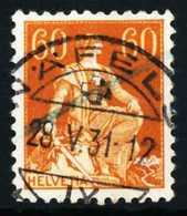 SCHWEIZ 1917 Nr 140x Gestempelt X4C63AE - Gebraucht