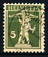 SCHWEIZ 1924 Nr 201x Gestempelt X4C667E - Gebraucht
