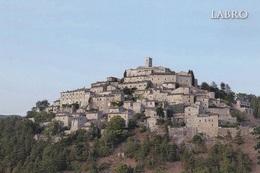 (C243) - LABRO (Rieti) - Panorama - Rieti