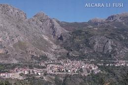 (C244) - ALCARA LI FUSI (Messina) - Panorama - Messina