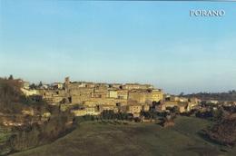 (C248) - PORANO (Terni) - Panorama - Terni