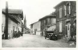 """/ CPSM FRANCE 31 """"Saint Elix Le Château, Rue De L'église"""" - Autres Communes"""