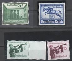 Drittes Reich , Kleines Lot , Postfrisch (90.-) - Germany
