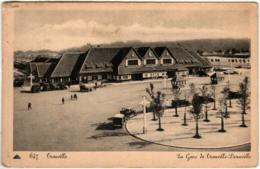 41thy 1109 CPA - TROUVILLE - LA GARE DE TROUVILLE DEAUVILLE - Trouville