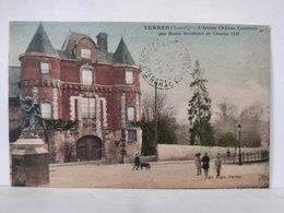 Yerres. Château. Animée - Yerres