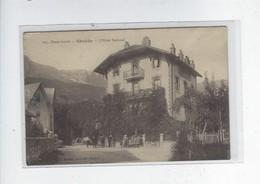 DEP. 74 CHEDDE L'HOTEL NATIONAL - Autres Communes