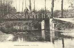 Chatillon Sur Loire  Le Pont Elie RV - Chatillon Sur Loire