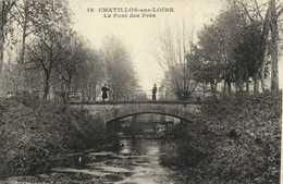 Chatillon Sur Loire  Le Pont Des Près   RV - Chatillon Sur Loire