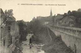 Chatillon Sur Loire  La Rivière De Nancrais    RV - Chatillon Sur Loire