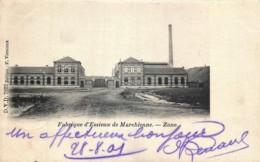 Belgique - Charleroi - Marchienne-au-Pont - Fabrique D' Essieux De Marchienne - D.V.D. N° 7923 - Charleroi