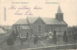 Belgique - Péruwelz - Callenelle - Eglise Paroissiale - Peruwelz