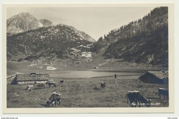 AK  Funtensee Mit Kärlingerhaus Bei Berchtesgaden - Berchtesgaden