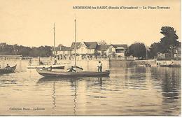 33     Andernos Les Bains         La Place Terrasse - Andernos-les-Bains