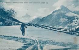 Suisse - Gstaad - Ausblick Nach Süden Und Oldenhorn - BE Berne