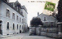 41 - BLOIS - Le Collège Augustain .... - Blois