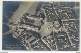 AK  Potsdam Stadtschloss Luftbild Aus 500 M Höhe - Potsdam