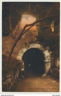 AK  Inneres Schloss Portal Tecklenburg - Allemagne