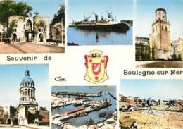 62 - BOULOGNE SUR MER -  MULTIVUES - Boulogne Sur Mer