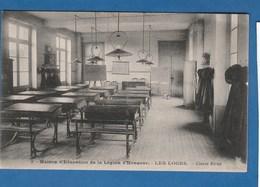 MAISON D'EDUCATION DE LA LEGION D'HONNEUR LES LOGES CLASSE BLEUE - St. Germain En Laye