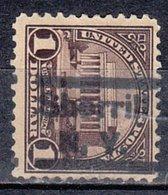 USA Precancel Vorausentwertung Preo, Locals New York, Sherrill 571-523 - United States