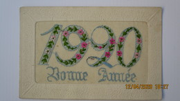 C.P. BRODEE BONNE ANNEE 1920 - New Year