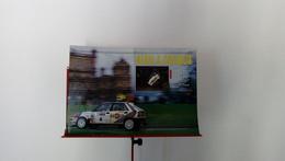 Ancienne Coupure De Presse Automobile De 1988 Rallye-Alen A Craqué ! - Voitures (Courses)