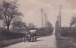 D72  Circuit De La Sarthe 1906   Côte De MONTAILLÉ Près SAINT CALAIS - Saint Calais