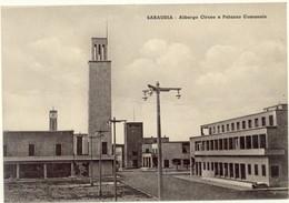 SABAUDIA -LATINA -ALBERGO CIRCEO E PALAZZO COMUNALE - Latina