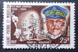 Amérique >St.Pierre Et Miquelon Poste  1958-1976 > Oblitérés N°502 - St.Pierre Et Miquelon