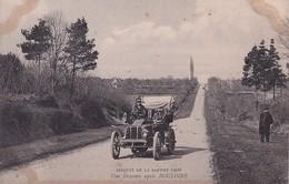 D72  Circuit De La Sarthe 1906   Une Descente Après BOULOIRE - Saint Calais