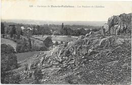 DUN LE PALLETEAU : LES ROCHERS DE CHATILLON - Dun Le Palestel
