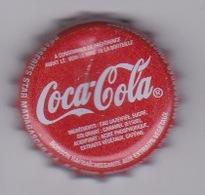 MADAGASCAR - CAPSULE DE SODA - COCA COLA   - ANTANANRIVO  TANANARIVE BRASSERIE STAR - Soda