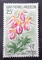 Amérique >St.Pierre Et Miquelon  1958-1976 > Oblitérés N° 362 - St.Pierre Et Miquelon