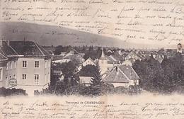 PANORAMA DE CHAMPAGNE EN VALMOREY               PRECURSEUR - France