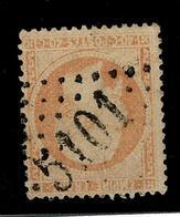Lot 501  YT 23  GC 5101  TRIPOLI - Marcophilie (Timbres Détachés)