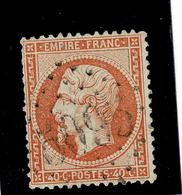 Lot 505  YT 23  GC 5095  SALONIQUE - 1849-1876: Classic Period