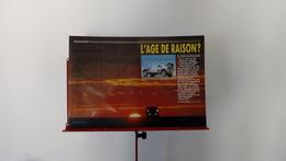 Ancienne Coupure De Presse Automobile De 1988 10ème Paris-Alger-Dakar - Voitures (Courses)