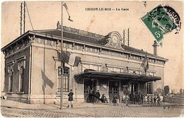 94 - CHOISY LE ROI  - LA GARE - 1399 - Choisy Le Roi