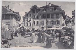 Wochenmarkt In Thun Thoune Wehrli Kilchberg-Zürich - BE Berne