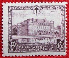 40c+10c Kastelen Tuberculose Châteaux  BELOEIL 1930 OBP 310 (Mi 293) POSTFRIS / MNH **BELGIE BELGIUM - Unused Stamps