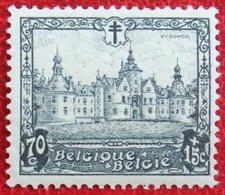70c+15c Kastelen Tuberculose Châteaux  Oydonck 1930 OBP 311 (Mi 294) POSTFRIS / MNH **BELGIE BELGIUM - Unused Stamps