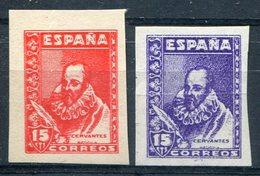 ESPAÑA-VIÑETAS   Cervantes  - 37 - Espagne