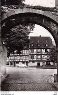 COLMAR  Place Des 6 Montagnes Noires.  Carte Photo  écrite En 1957  2 Scans  TBE - Colmar